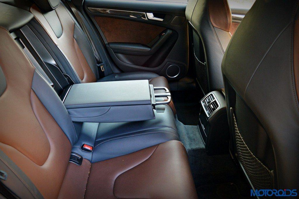 Audi S5 back seats (3)
