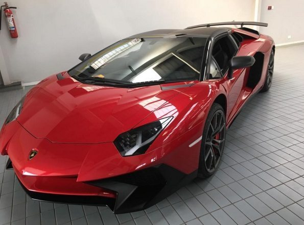 Bengaluru Receives India S First Lamborghini Aventador Sv Roadster