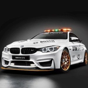 BMW M4 GTS to be employed as the 2016 DTM safety car