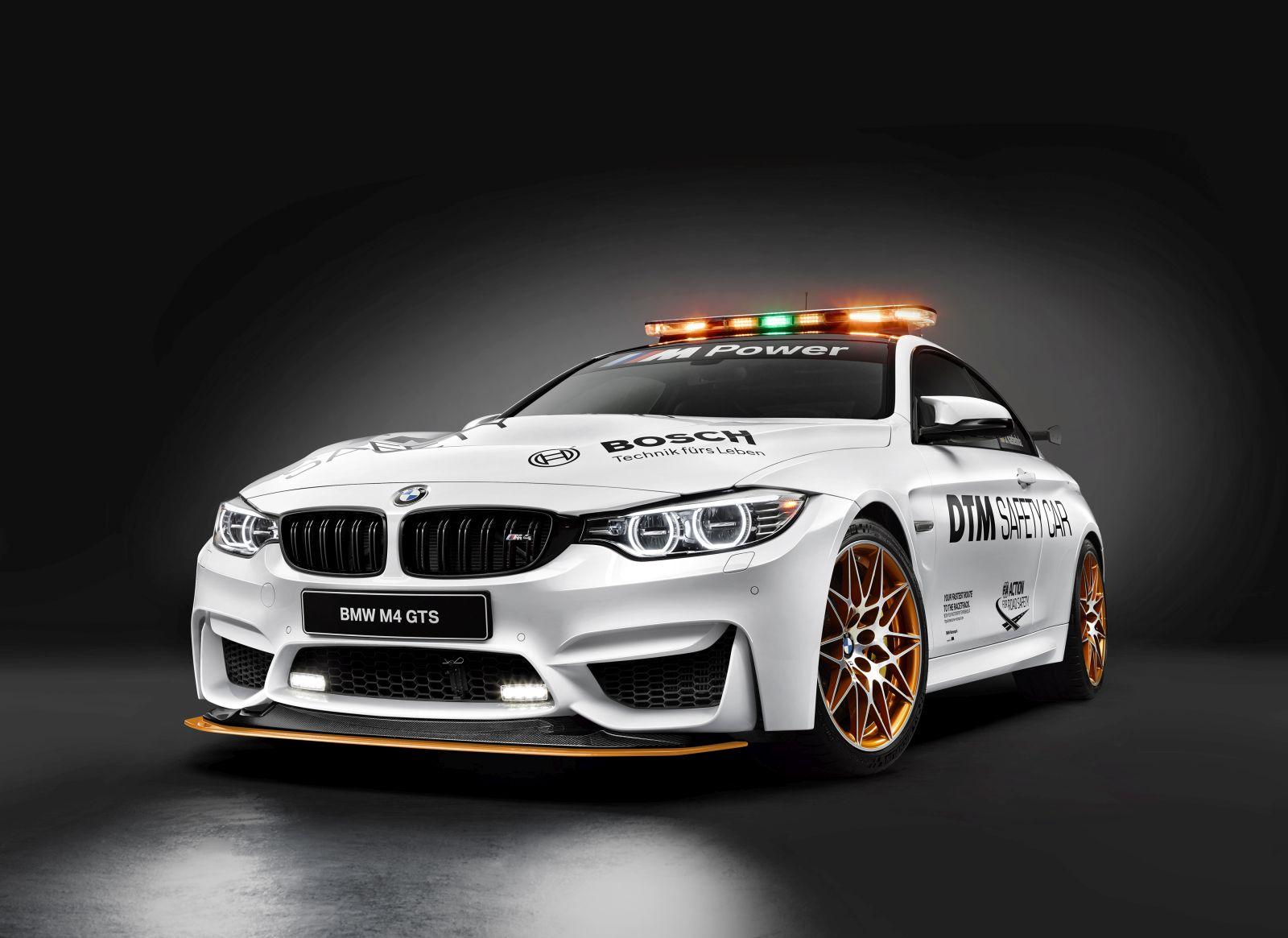 BMW M4 GTS - DTM Safety Car (1)