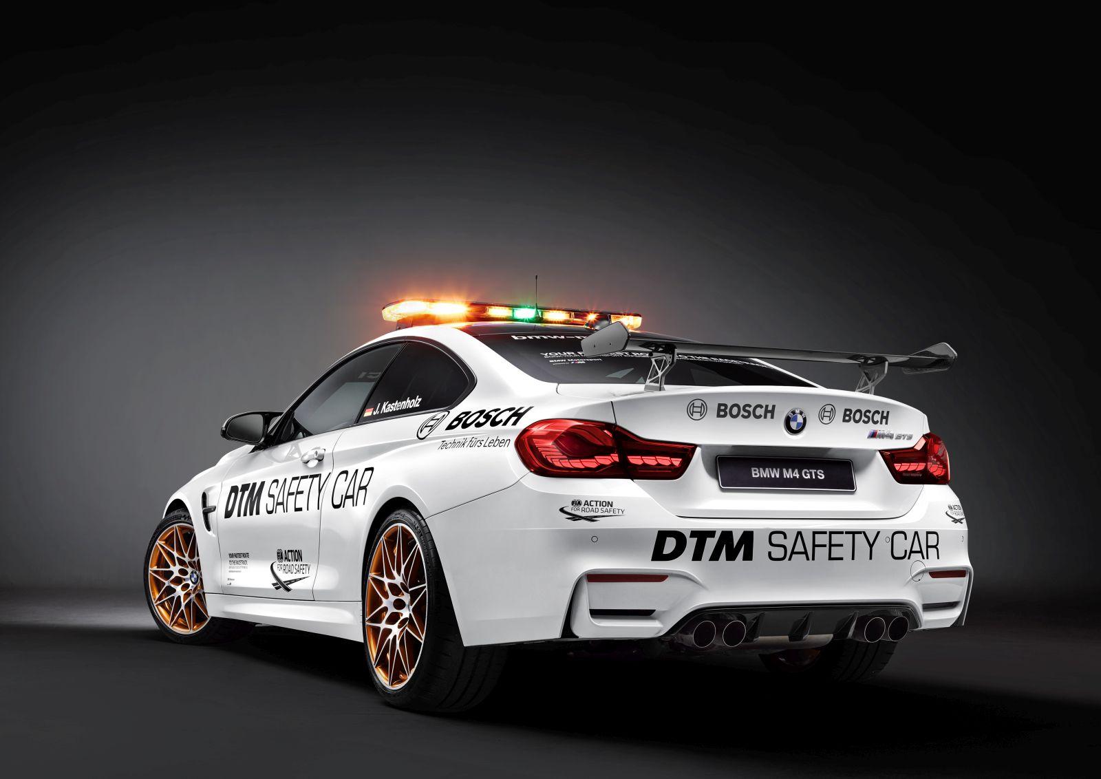 BMW M4 GTS - DTM Safety Car (2)