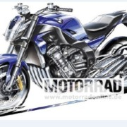 BMW Motorrad Six Cylinder naked 180x180 Rumour Mill: Is BMW Motorrad developing a six cylinder street fighter?