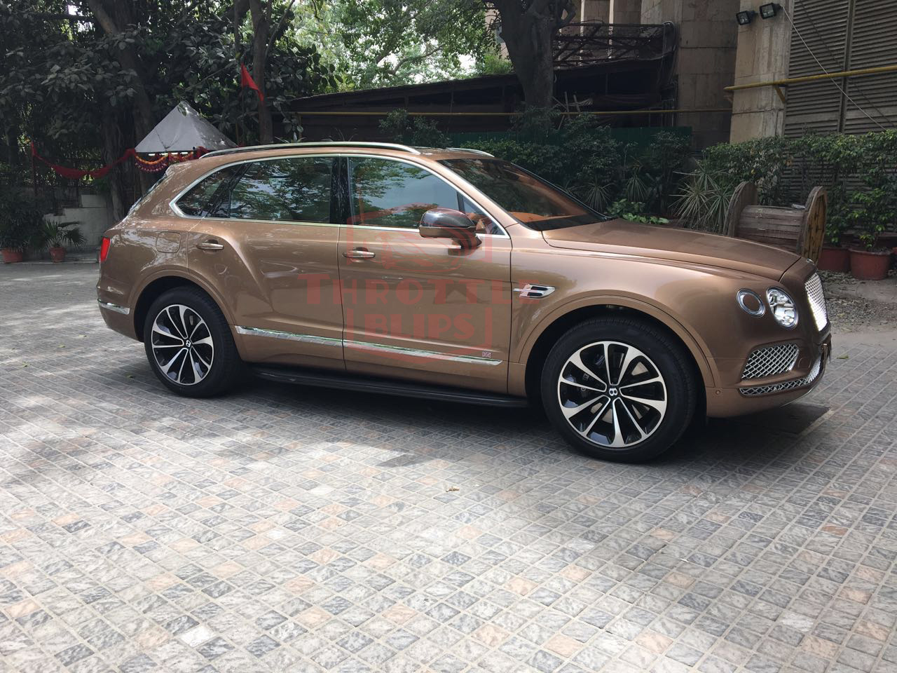 Bentley Bentayga in India