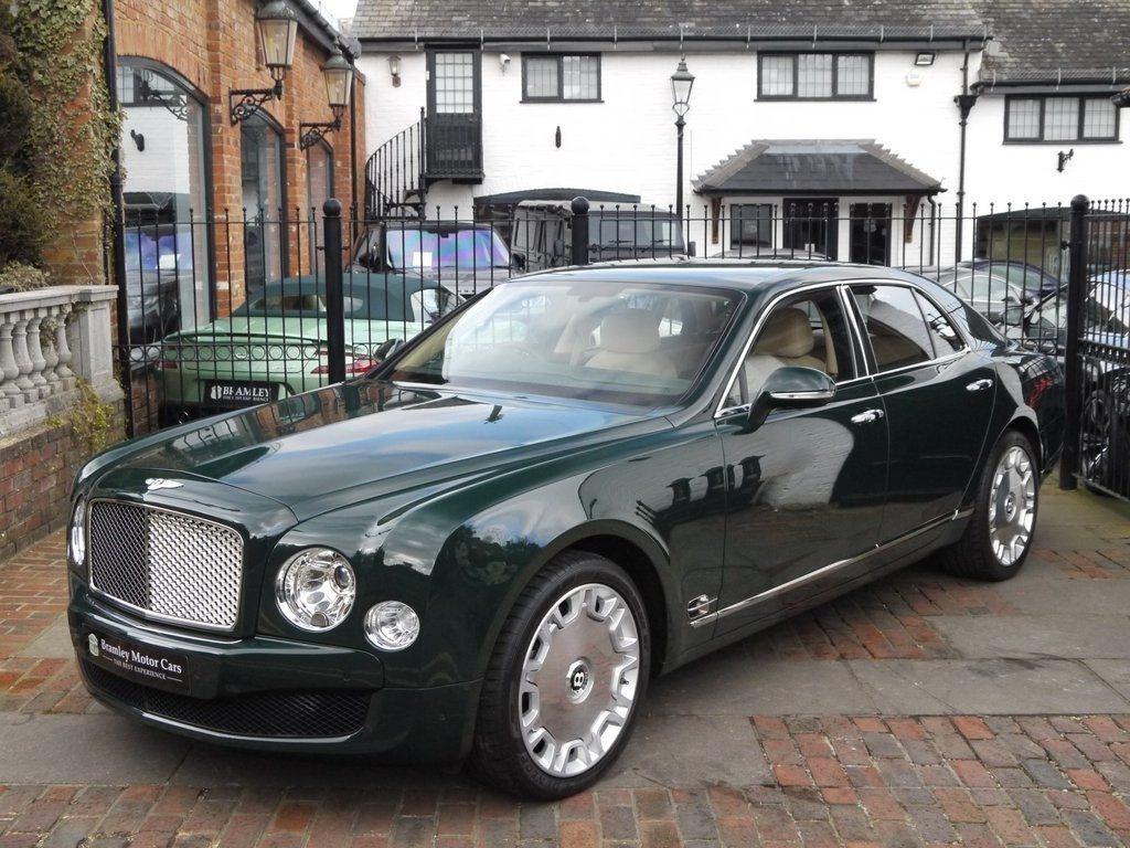 Bentley Mulsanne owned by Queen Elizabeth II (10)