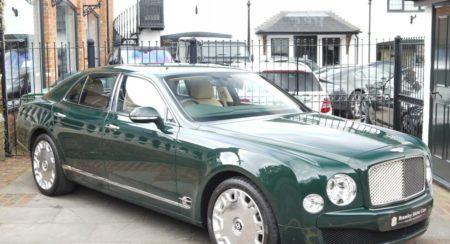 Bentley Mulsanne owned by Queen Elizabeth II (8)