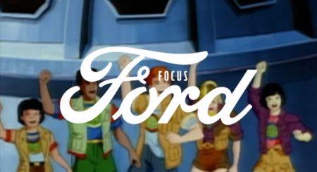 Captain Planet Ford Focus 2