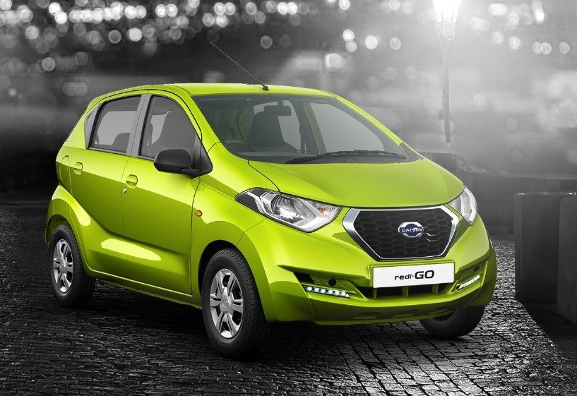 Datsun Redi-GO pre-bookings start from May 1st for INR ...