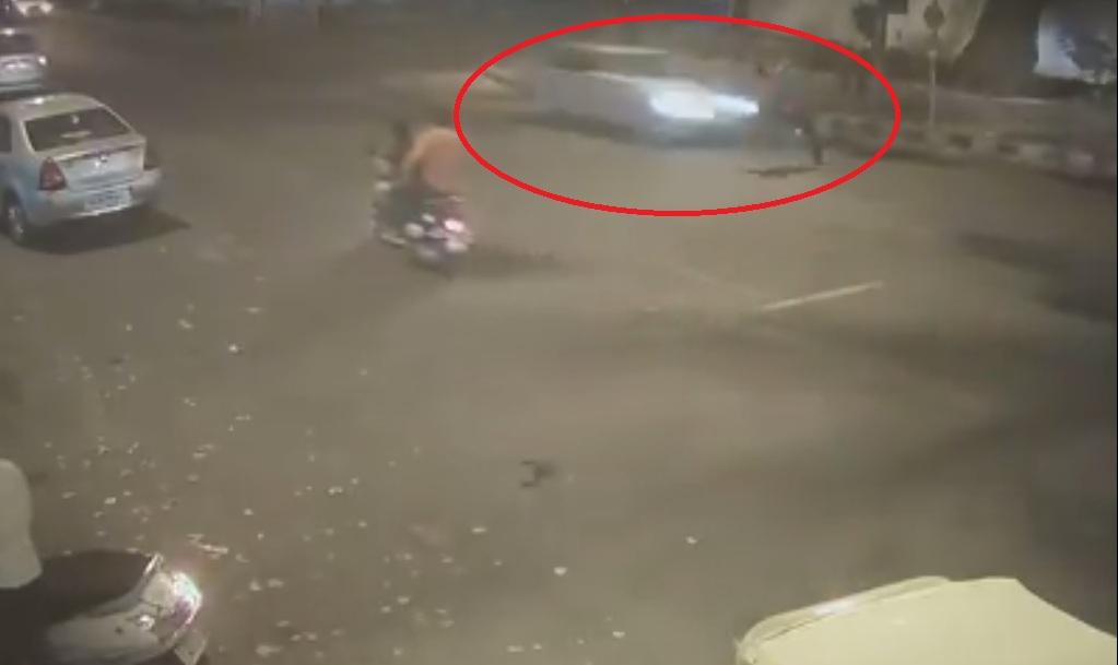 Delhi Hit and Run Case - 1