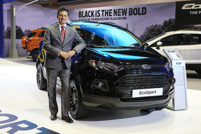 Ford Philippines introduces the EcoSport Black Edition and ...