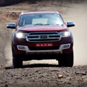 Ford Endeavour 3.2 AT 4x4 Action red 4 180x180 Ford Endeavour 3.2 AT 4x4 Review : Indomitable Omnivore