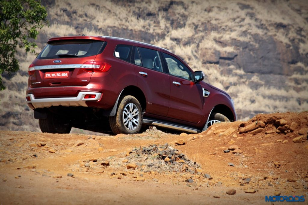 Ford Endeavour 3.2 AT 4x4 India review (3)