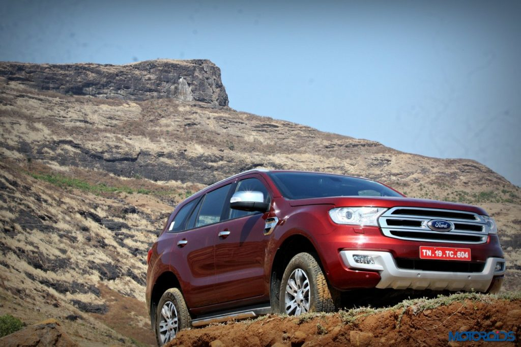 Ford Endeavour 3.2 AT 4x4 India review (4)