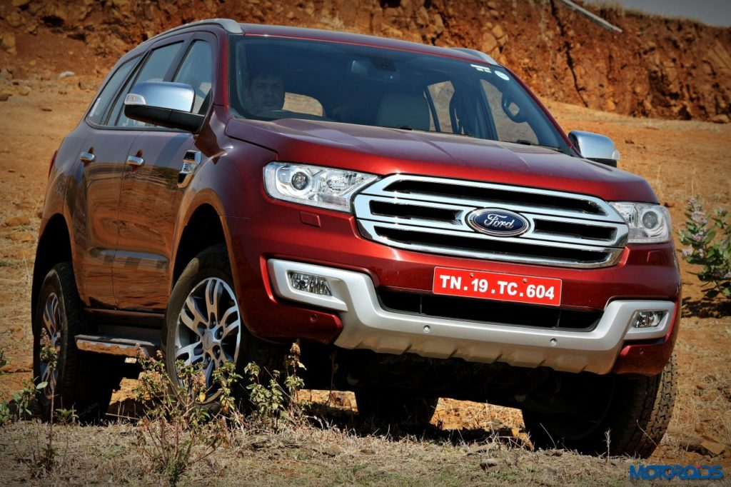 Ford Endeavour 3.2 AT 4x4 off roading (5)