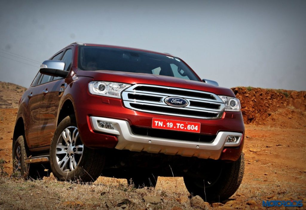 Ford Endeavour 3.2 AT 4x4 off roading (6)