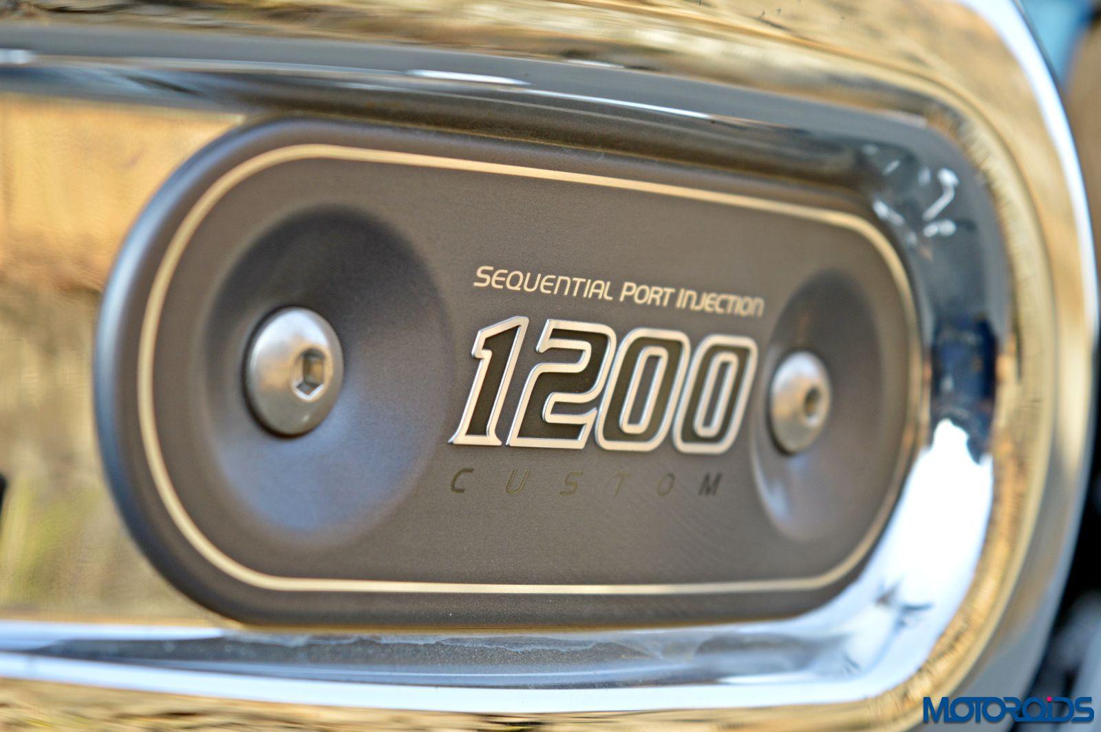 Harley-Davidson 1200 Custom Review - Details - Engine (1)
