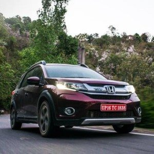 Honda BR-V details and features revealed ahead of its launch