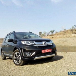 2016 Honda BR-V 1.5 Petrol Review: First Impressions and Image Gallery