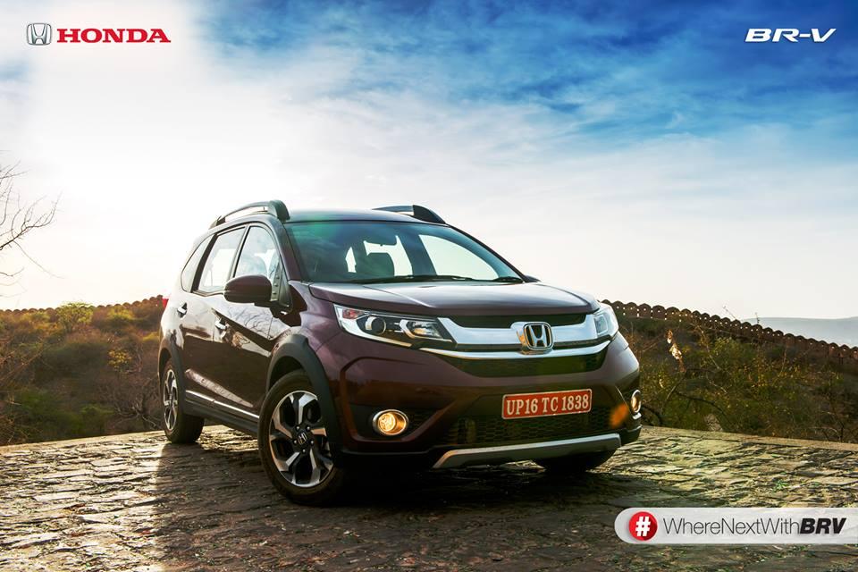 Honda BR-V teasers (6)