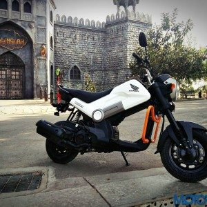 Honda Navi Review: First Ride Impressions and Image Gallery