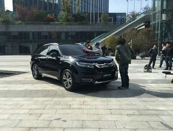 Honda UR-V (1)