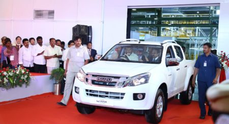 India Made Isuzu Motors D-MAX (4)