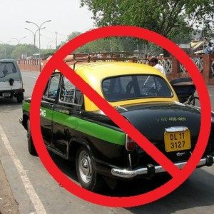 Petrol and diesel taxis will not be allowed to run in NCR from May 1, 2016