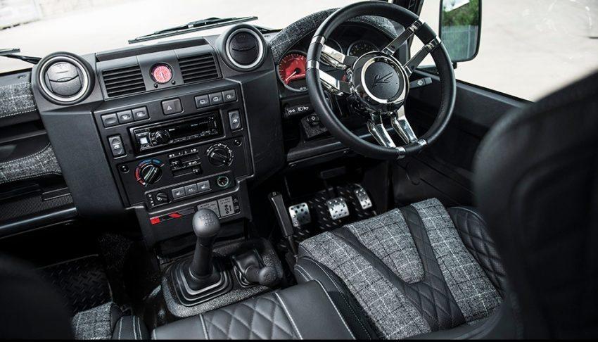 Kahn Land Rover Defender End Edition 2.2 TDCi XS 90 (7)