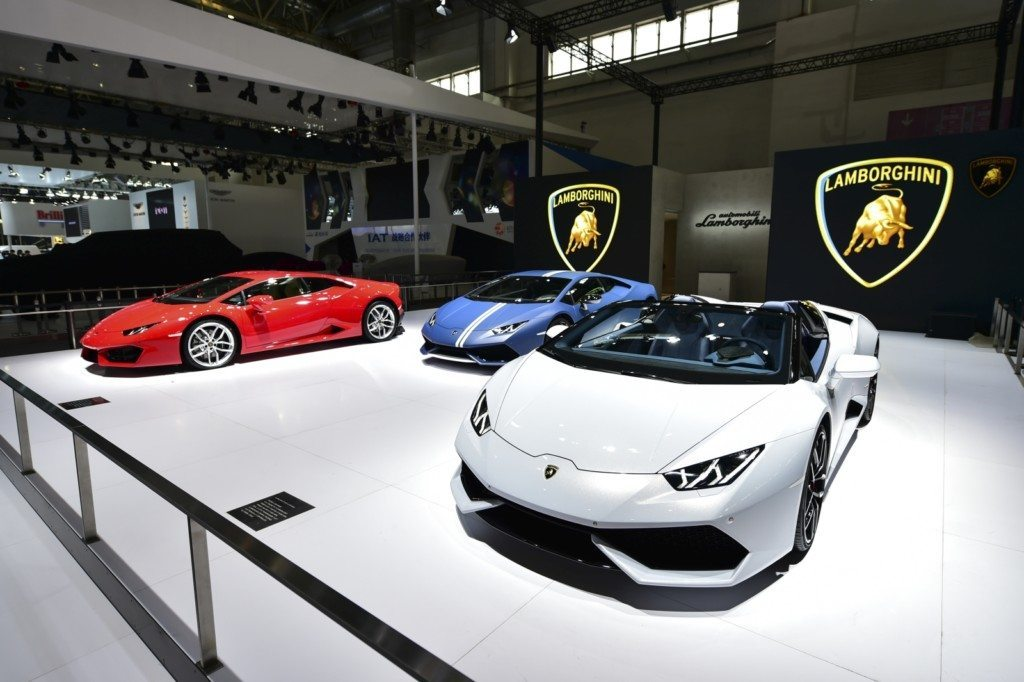 2016 beijing motor show lamborghini brings the huracan lp 610 4 avio special. Black Bedroom Furniture Sets. Home Design Ideas