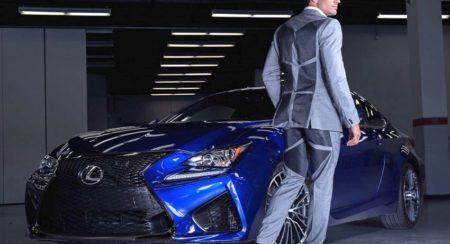Lexus V-LCRO seat technology (1)
