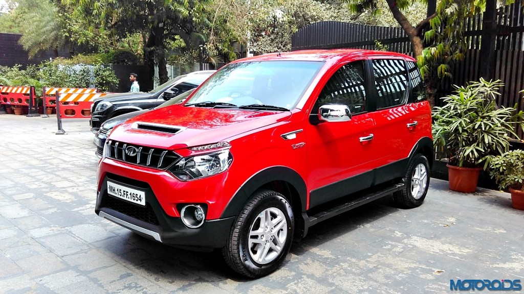 In Images Accessorized Mahindra Nuvosport Is Laden With