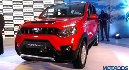 Mahindra NuvoSport launch (6)
