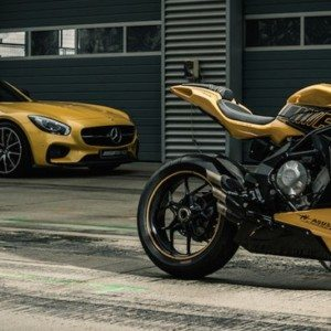 """MV Agusta wants to be the """"Ferrari of motorcycles"""", to buy back its 25 pc shares from Mercedes-AMG"""