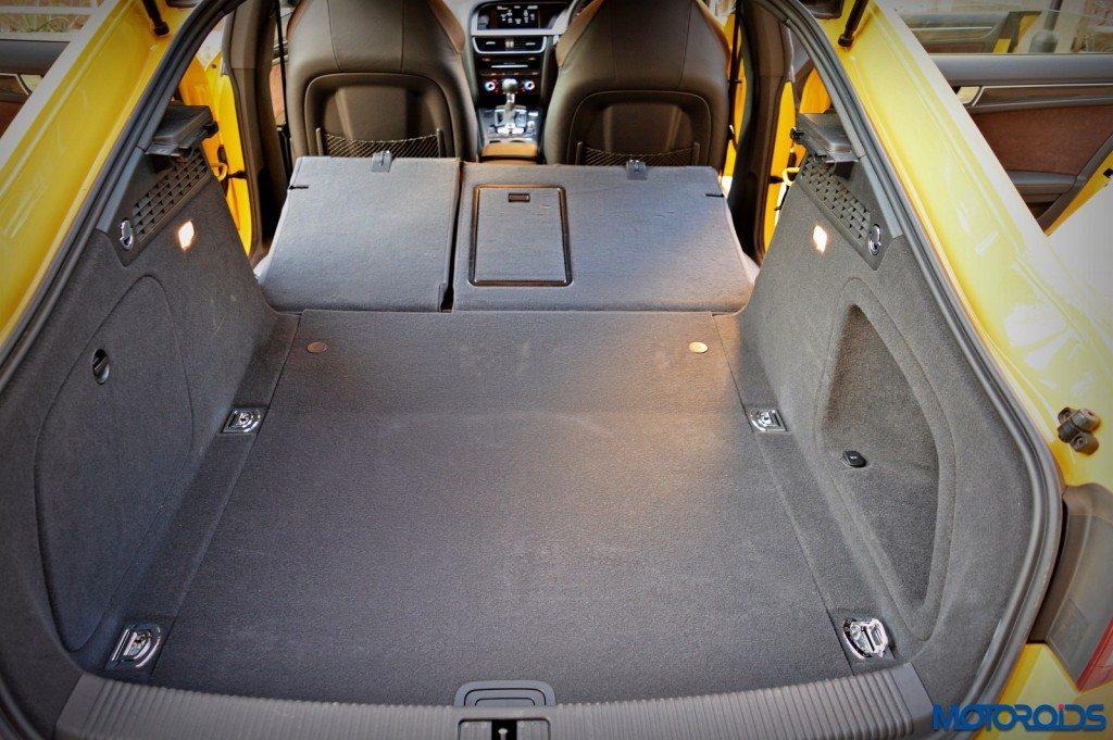 New Audi S5 boot (1)