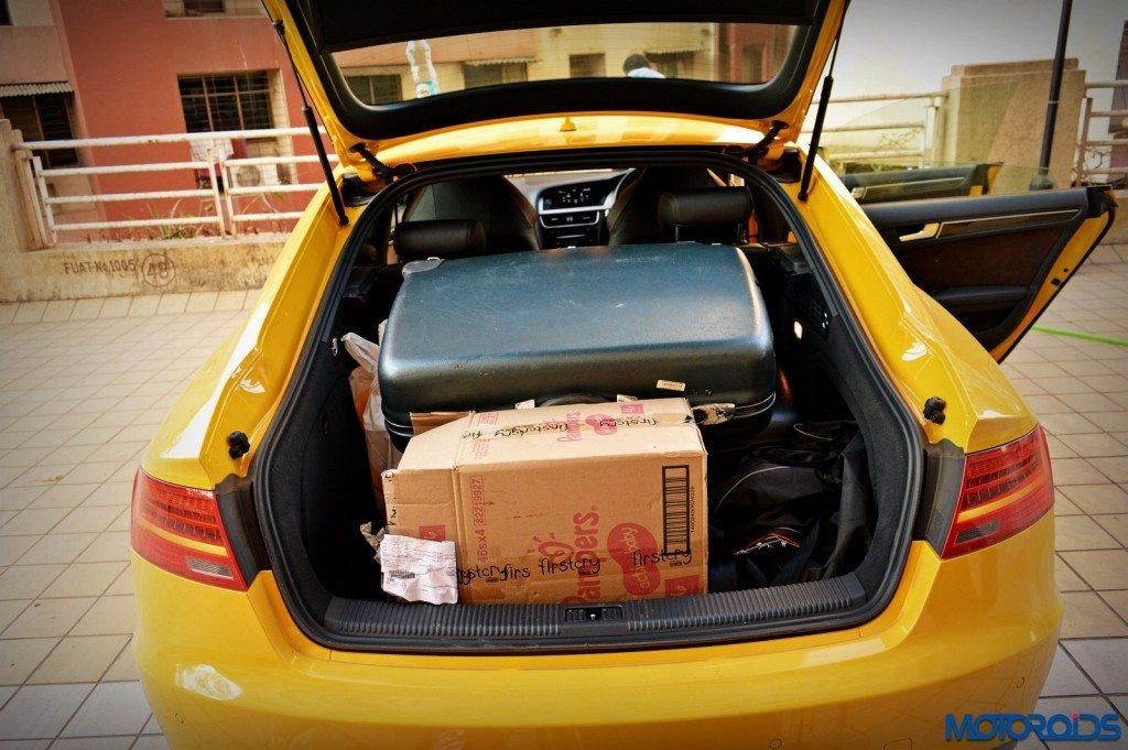 New Audi S5 boot (2)