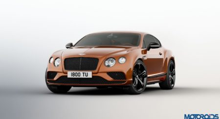New Bentley Continental GT Speed and Black Edition announced (1)
