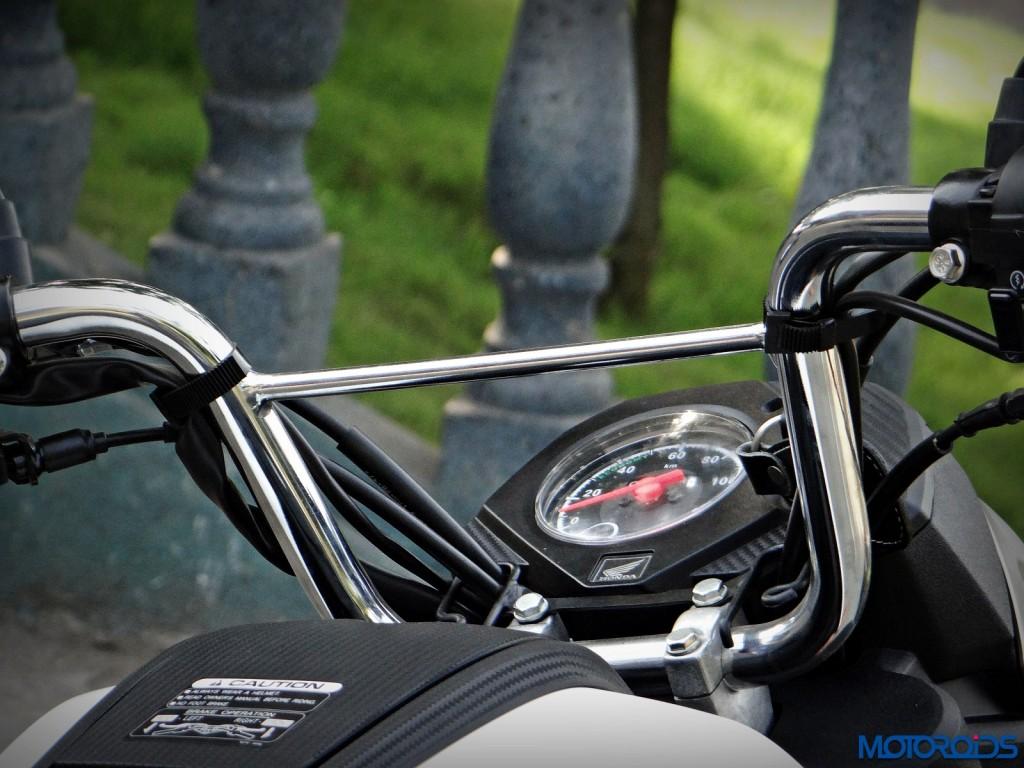 New Honda Navi Review Handlebar(28)