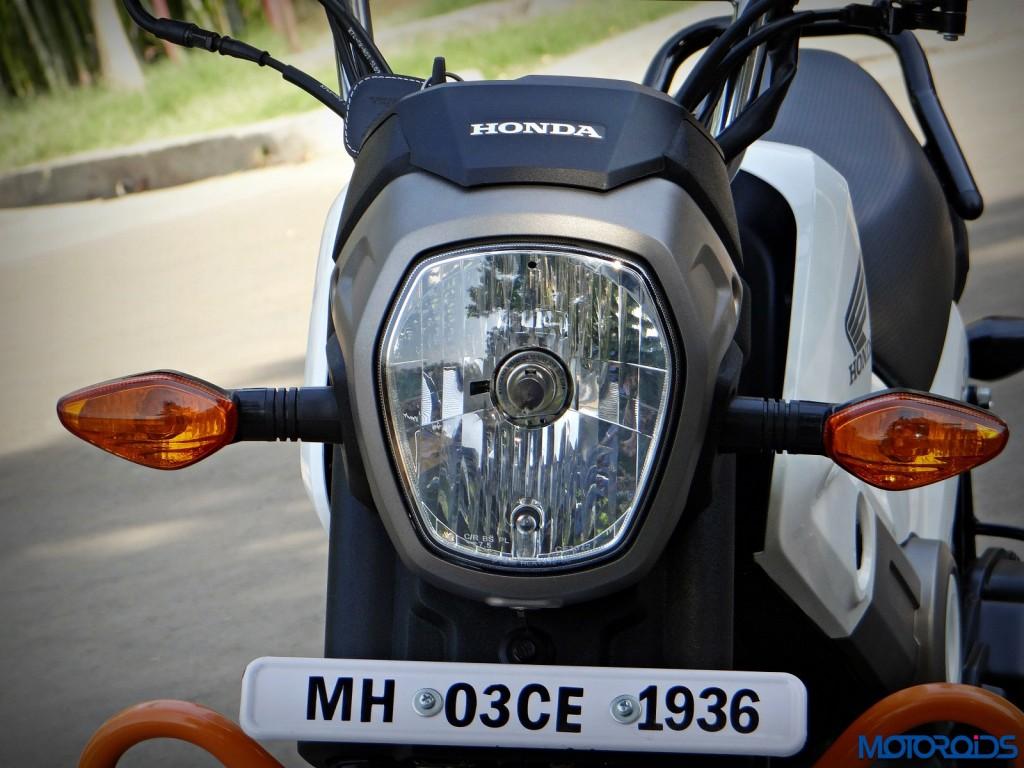 New Honda Navi Review Headlight assembly(51)