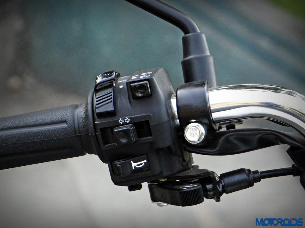 New Honda Navi Review Switchgear (26)