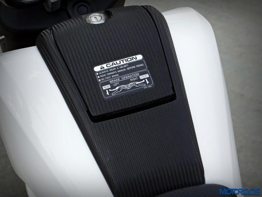 New Honda Navi Review Tank pad(53)