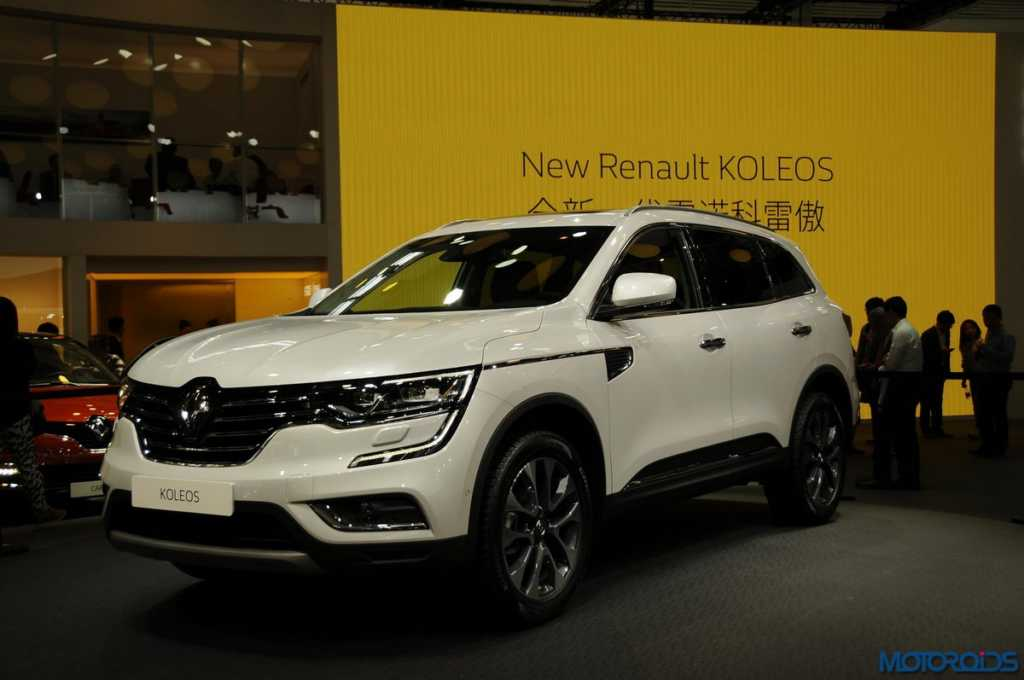 New Renault Koleos (1)