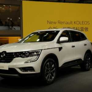Next-gen Renault Koleos revealed in Beijing; here's all you need to know