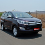 New Toyota Innova Crysta 101 180x180 New 2016 Toyota Innova Crysta launched in India, top variant prices shot up by more than 4 lakh over previous model