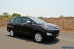 New Toyota Innova Crysta 119 150x100 New Toyota Innova Crysta Review (2.8 AT and 2.4 MT)
