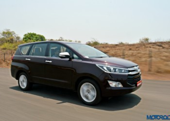 New Toyota Innova Crysta Review (2.8-AT and 2.4-MT)