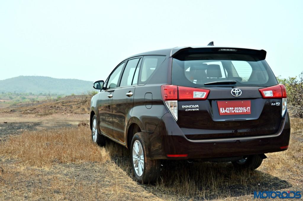 New Toyota Innova Crysta (148)
