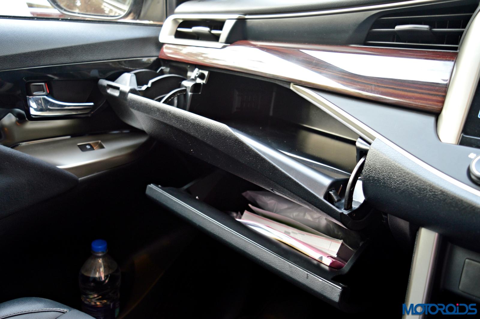Toyota innova crysta variant wise details explained for Innova interior 8 seater