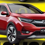 Next Gen Honda CR V 1 e1461922262172 150x150 Next generation Honda CR V rendered; gets bold new styling
