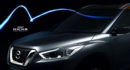 India bound Nissan Kicks compact crossover teased; has the Hyundai Creta in its sights