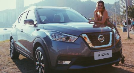 Nissan Kicks compact SUV revealed in production guise