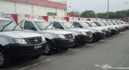POS Malaysia places an order for over 500 Tata Xenon Pick-Ups (1)